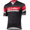 Löffler Pro Racing FZ Bike Trikot Herren schwarz/rot